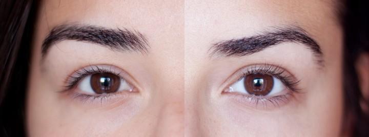 Wimpernserum vs. Henna, angeklebte Wimpern und Permanentmakeup